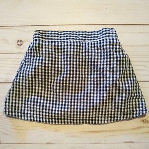 The Children's Place Gingham Skirt